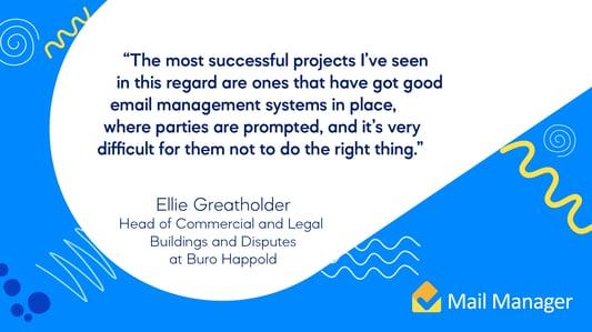 Ellie Greatholder Quote