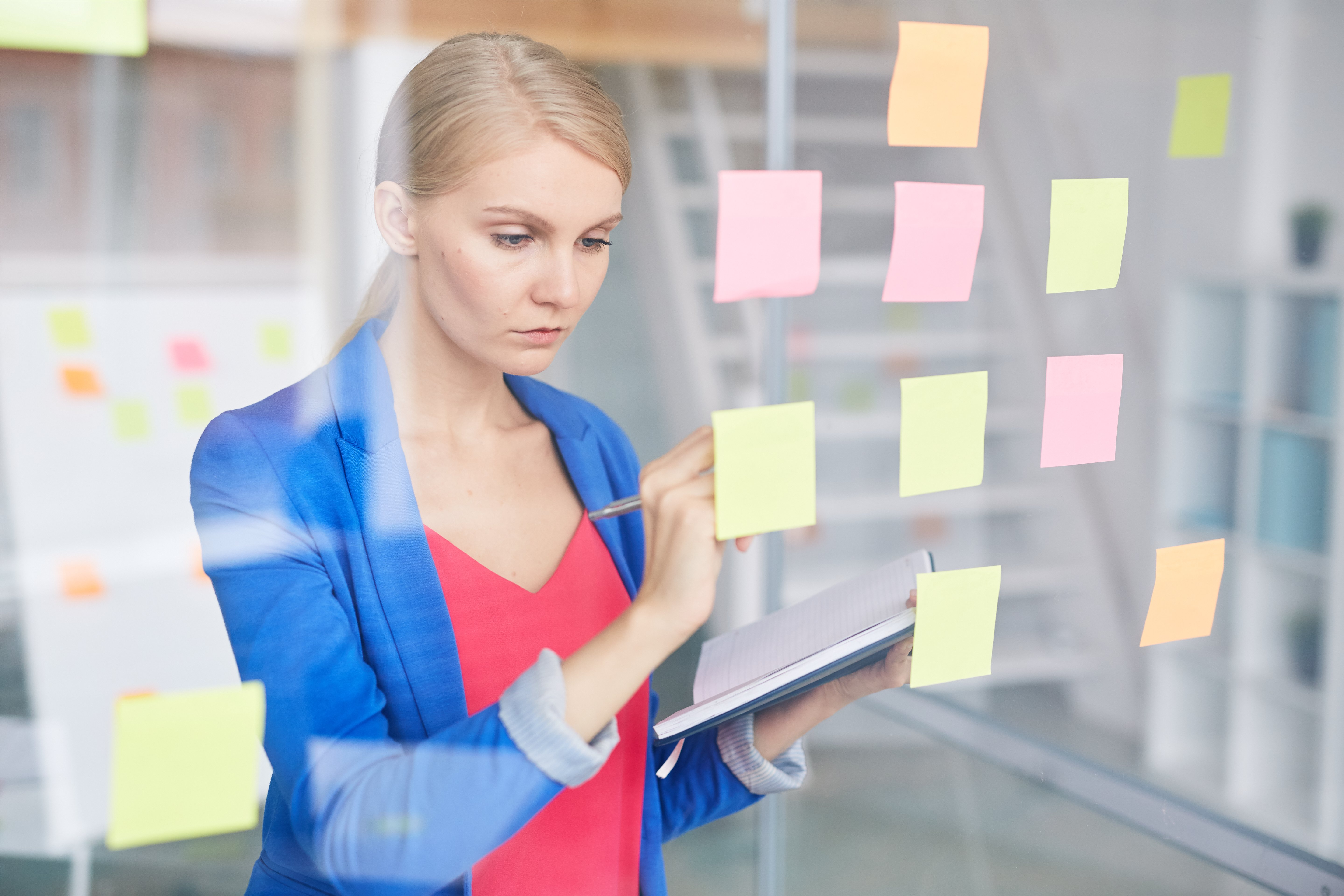 how to become the most organised project manager
